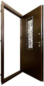 Гранит Коттедж входная дверь фото