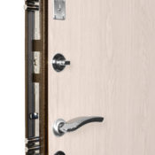 заказ входной двери Гранит М2 фото
