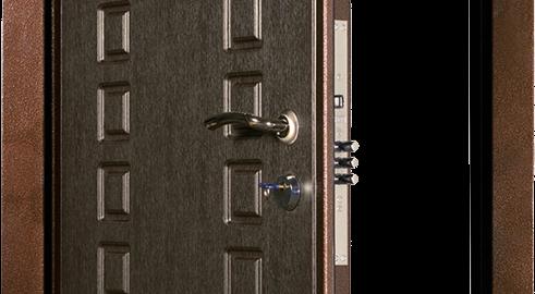 Стальная дверь Гранит М2 Люкс фото