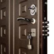 стальная дверь Гранит М5 фото