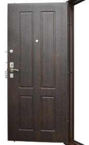 бронированная дверь фото