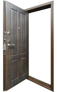 Гранит Преимум звукоизоляционная дверь фото