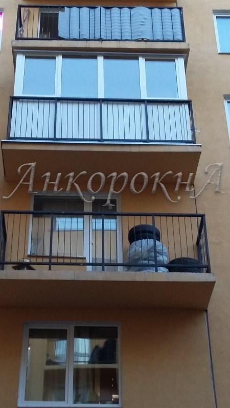 остекление балкона ПВХ в Карлино фото