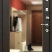 входная дверь Ультра 8 Комфорт с зеркалом недорого фото