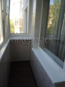 уютный теплый балкон фото