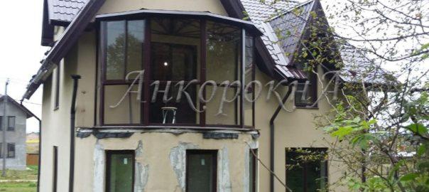 панорамный балкон фото