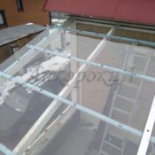 крыша поликарбонат балконная фото Ленобласть