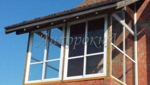 раздвижные окна для балкона фото