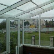 остекление в поселке Невская Дубровка проведал фото5