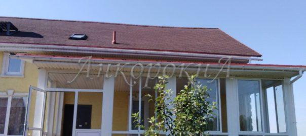 остекление террасы в деревне Большие Томики фото