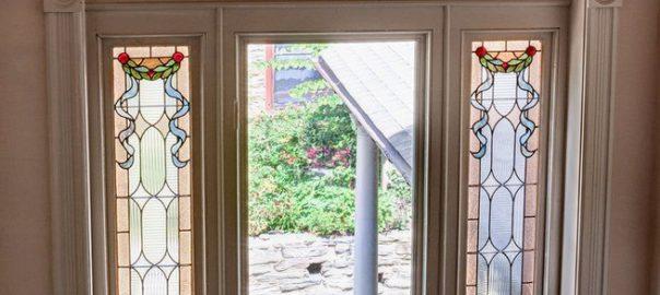 Витражные окна в спб под заказ