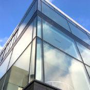 Структурное остекление фасадов фото